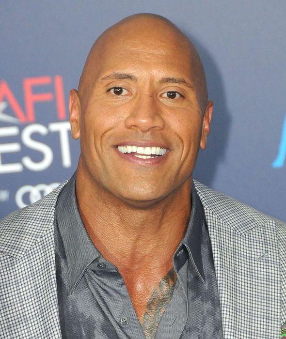 Dwayne 'The Rock' Johnson is in the Guinness Book of Records