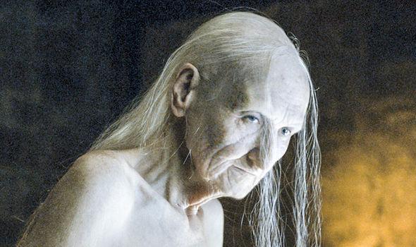 Carice van Houten stripped off in Game of Thrones season 6