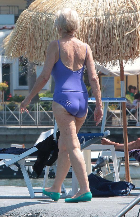 Helen Mirren reveals she hates her short footballers