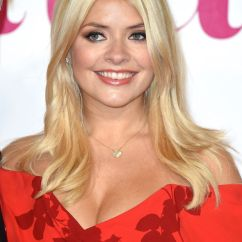 Black And Red Sofa Bed Sure Fit Pet Covers Holly Willoughby Looks Sexier Than Ever As She Poses For ...