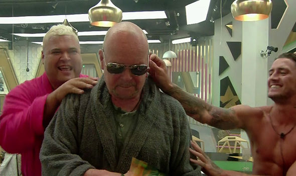 James was often the target of Heavy D and Stephen Bear's pranks