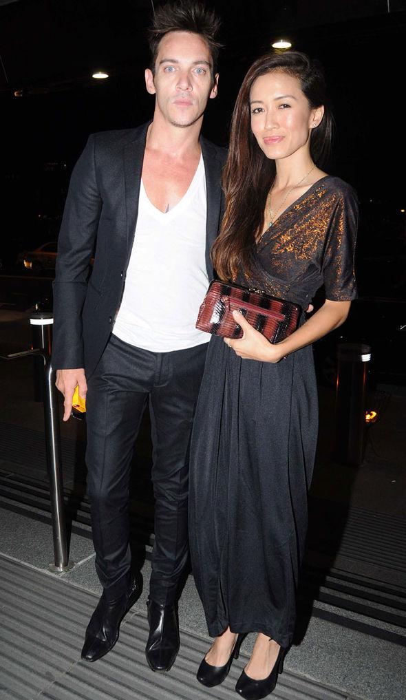 Jonathan Rhys Meyers Married