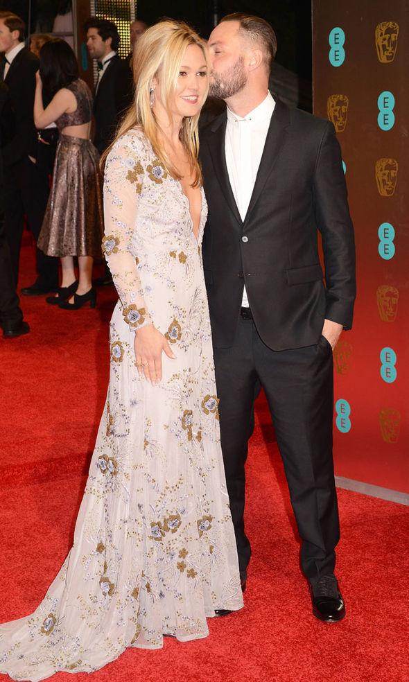Julia Stiles BAFTAs 2017 red carpet