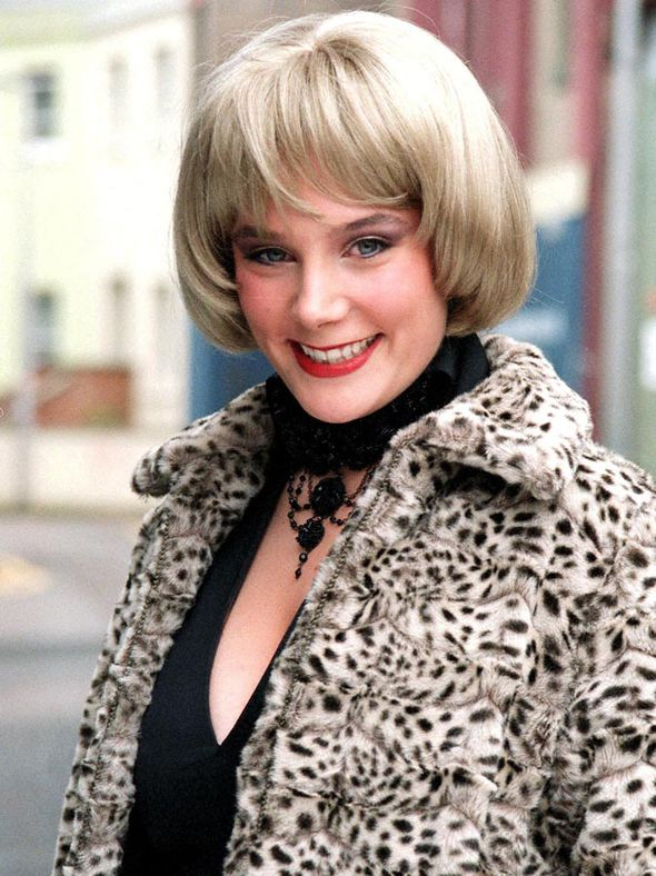 Leanne Lakey in EastEnders