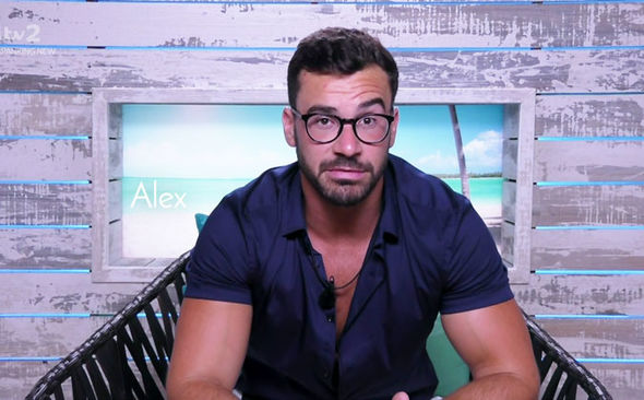 Love Island 2018: Alex Miller was voted off the show last week