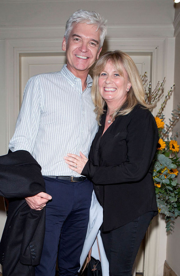 Phillip Schofields Wife Treats Him To VERY Expensive Birthday Present Celebrity News