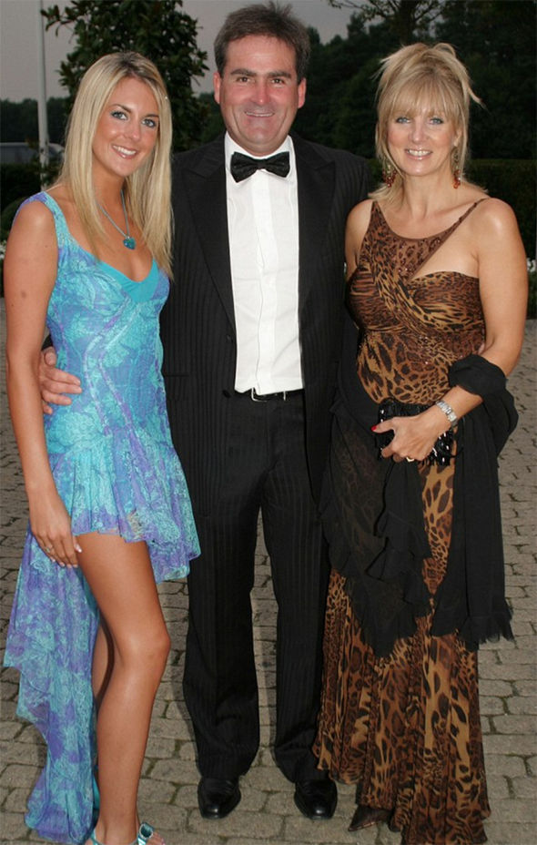 Richard Keys wife Julia
