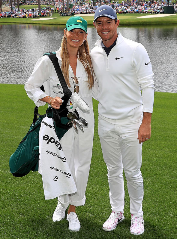 Rory McIlroy wife: Who is Erica Stoll, when did The Open ...