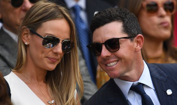 Rory McIlroy wife: Will Erica Stoll be at Masters 2019 ...
