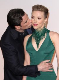 Scarlett Johansson: 'There's nothing strange about John ...
