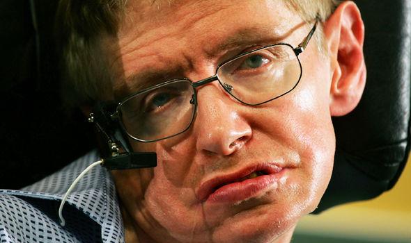 Stephen Hawking death tribute