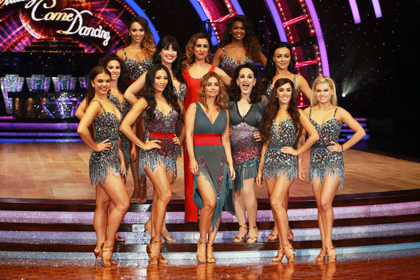 Strictly Come Dancing Live Tour women