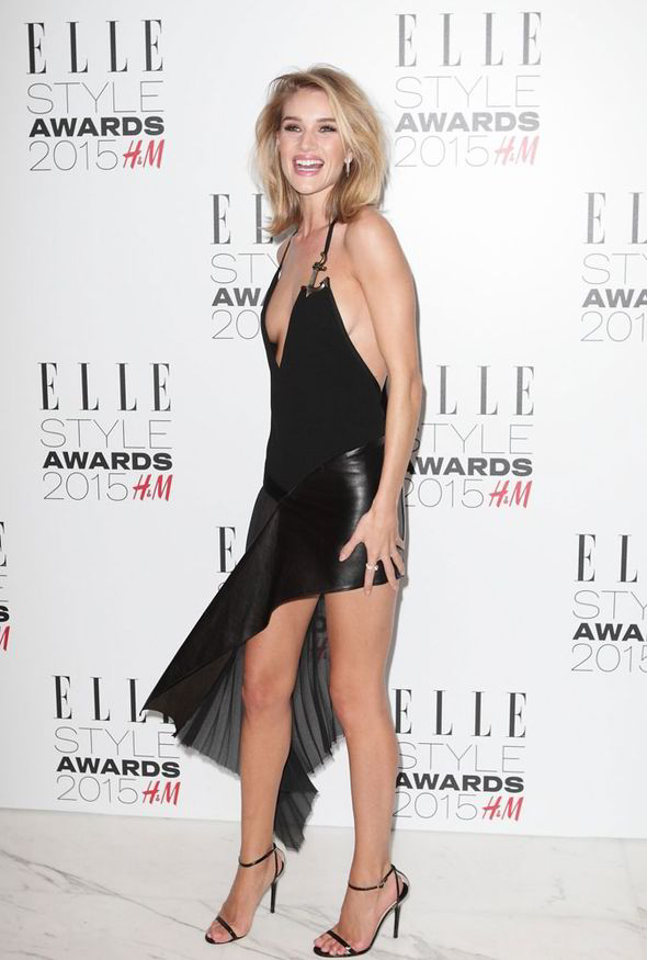 Rosie Huntington-Whiteley Elle Style Awards