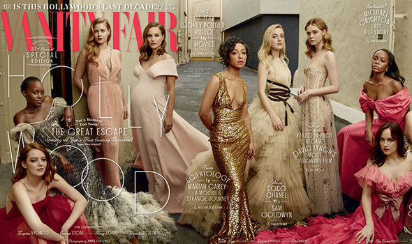 The Vanity Fair Hollywood Issue 2017 has been unveiled