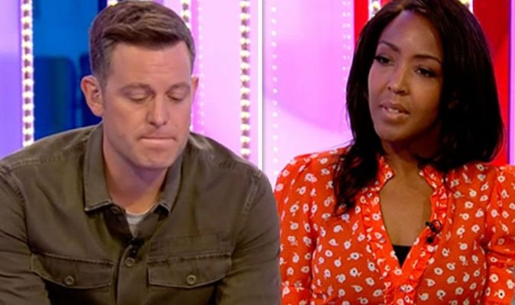 1128166 Matt Baker: 'It's taken it's toll' The One Show host left stunned over cannabis issue