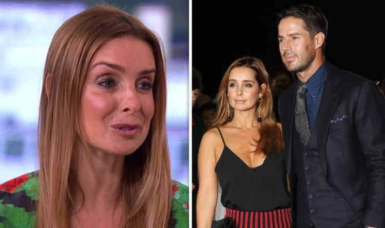 Louise Redknapp admits she has been ignored on dating apps after split with Jamie Redknapp