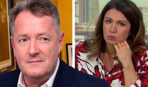 Susanna Reid 'left in tears' after GMB co-star Piers Morgan's trolls start to target her