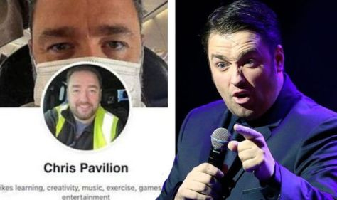 Jason Manford sends out urgent warning after fake Facebook user attempts to scam his fans