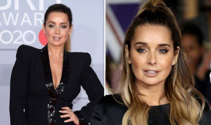 Louise Redknapp sets record straight on 'flirty messages' to male friend 'Total rubbish!'