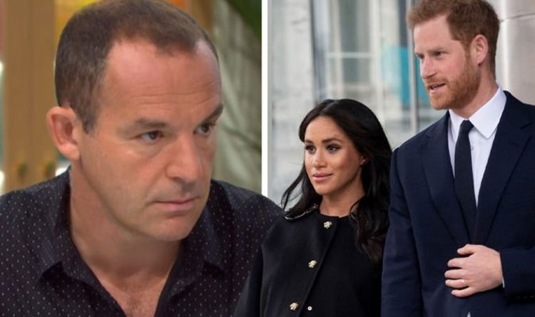Martin Lewis explains why he deleted innocent comment ahead of Meghan and Harry interview