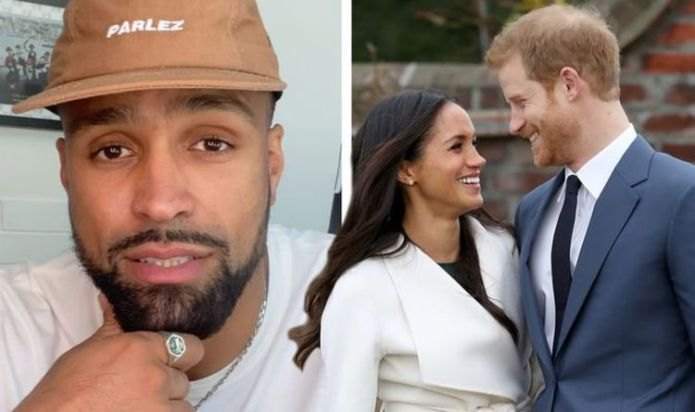 Ashley Banjo: Harry and Meghan offered dancer 'support' in private call after BGT drama