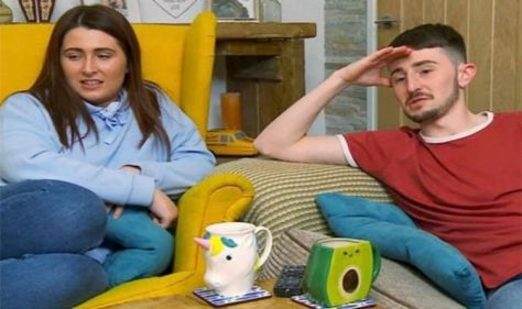 Inside Gogglebox siblings Sophie and Pete Sandiford's sylish Blackpool home - photos
