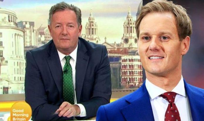 Dan Walker erupts at Piers Morgan as he says GMB boss should have 'dragged him off set'
