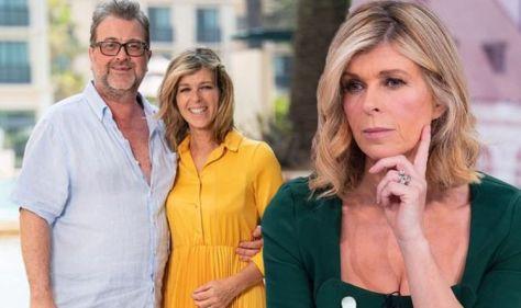 Kate Garraway mistakenly told husband Derek Draper 'may have died' in hospital mix-up
