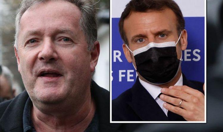 'Tell EU give our vaccines back' Piers Morgan slams 'ridiculous EU panic' over AstraZeneca