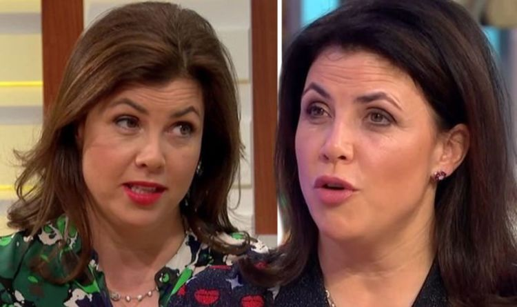 Kirstie Allsopp talks 'heated' discussion with family as stepson brands flashing 'rare'