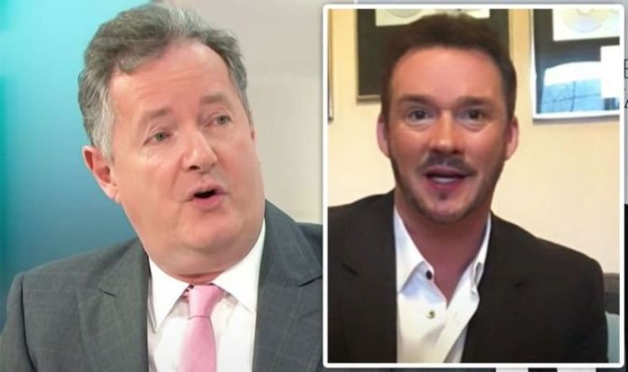 Russell Watson tells of 'shocked atmosphere' on GMB set the day after Piers Morgan quit