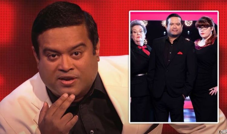 Paul Sinha supported by fans as he pulls out of Beat The Chasers after falling ill