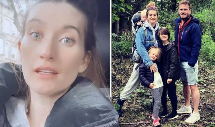 Charley Webb admits to keeping an eye on son due to changes: 'Doesn't want us around him'