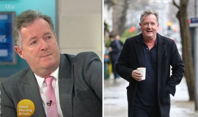 Piers Morgan regrets GMB storm off in clash with Alex Beresford: 'Shouldn't have done it'