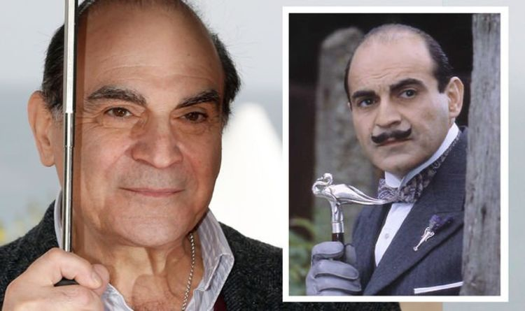 David Suchet admits the death of Poirot came as a major loss: 'I've lost my best friend'