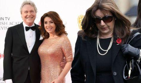 Jane McDonald's partner Eddie Rothe dies after 'battling lung cancer for last few months'