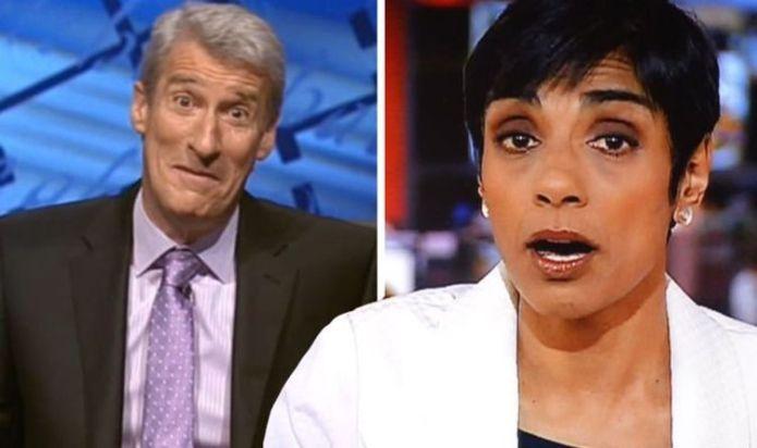 Reeta Chakrabarti: BBC News anchor hits back at Jeremy Paxman's 'any fool' remarks