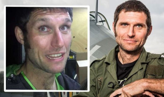 Guy Martin claims Battle Of Britain show bosses were hoping he'd 'throw up' on camera