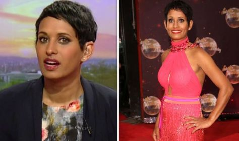 Naga Munchetty dismisses fans' remarks about her time on Strictly 'It was a long time ago'
