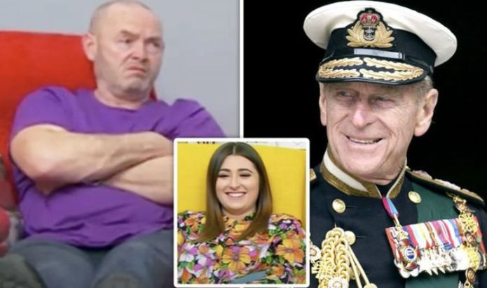 Gogglebox stars spark backlash over 'disrespectful' comments about Prince Philip's funeral