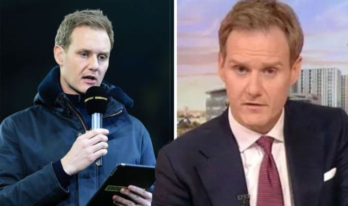 Dan Walker fumes as he brands BBC colleague's behaviour 'next level laziness'