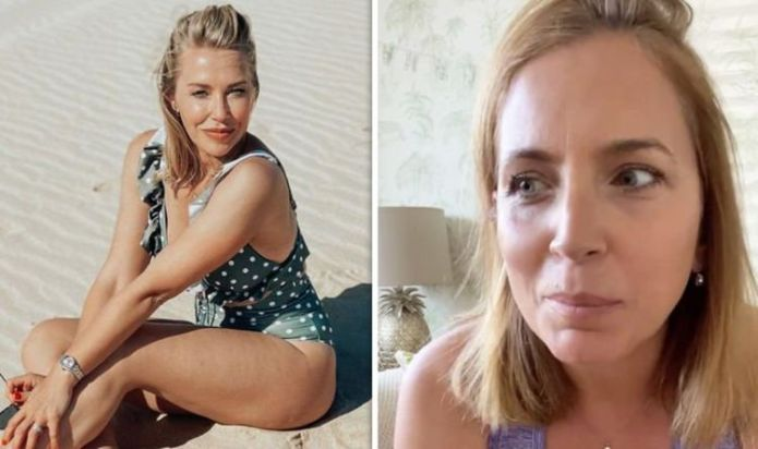 Jasmine Harman admits comparing herself to A Place In The Sun presenters 'I'm too old'