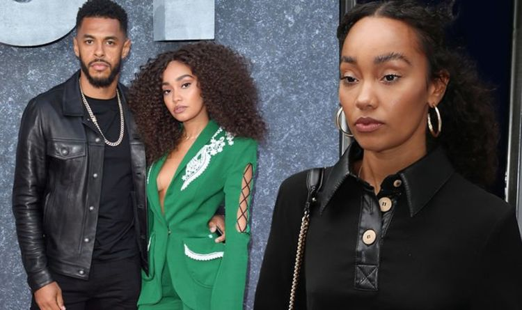 Leigh-Anne Pinnock PREGNANT: Little Mix star shares baby news with jaw-dropping pictures
