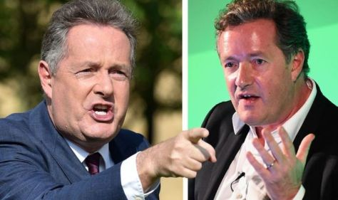 Piers Morgan launches vicious tirade against 'disingenuous' celebrities: 'Get a grip'