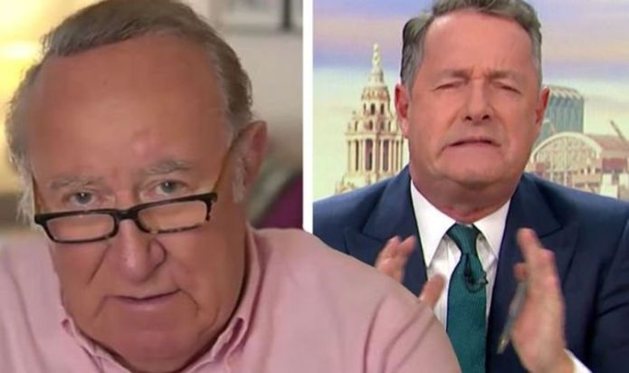 Piers Morgan is done with breakfast TV after GMB, claims Andrew Neil amid GB News chats