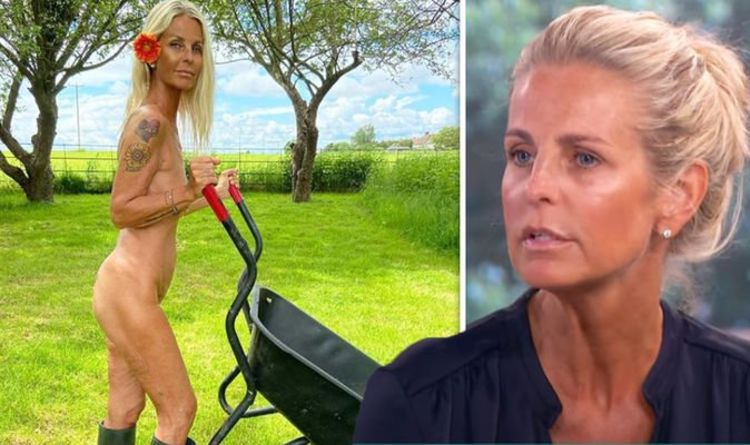 Ulrika Jonsson, 53, sparks meltdown by baring all in naked pic for mental health campaign