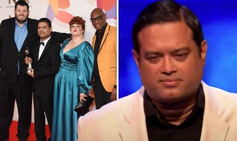 The Chase's Paul Sinha unable to continue 'most enjoyable' part of career due to illness