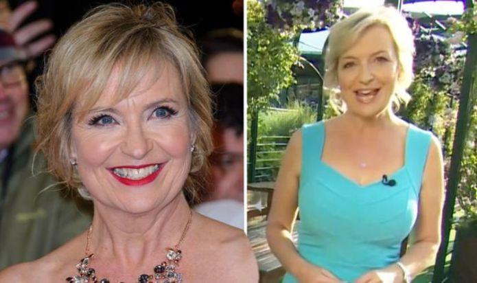 Carol Kirkwood: BBC star admits she has secret boyfriend 'Best thing that happened to me!'