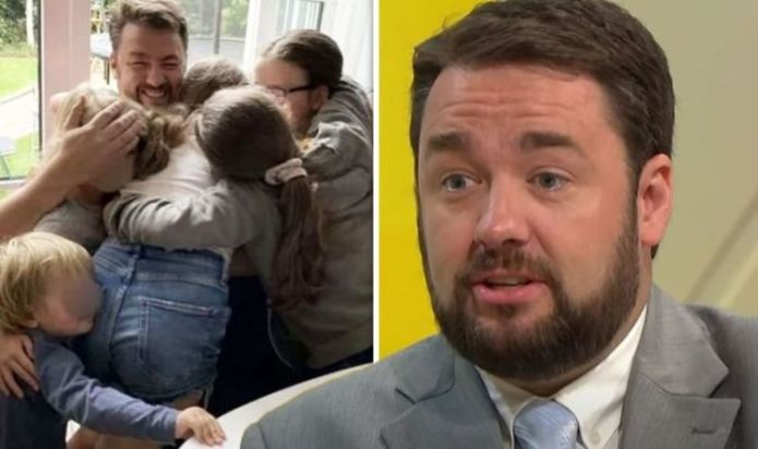 Jason Manford admits he 'went absolutely nuts' at daughter over remark about their cleaner