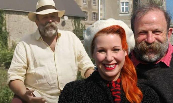 Dick Strawbridge shares major Escape to the Chateau milestone as he settles fan 'debate'